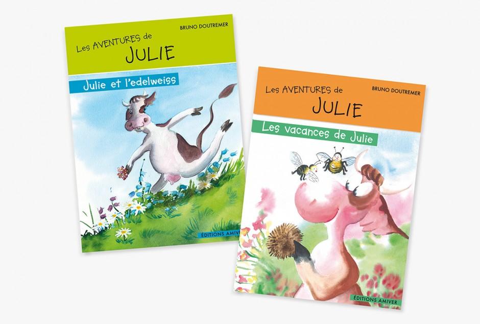 Les aventures de Julie