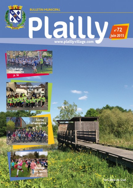Plailly Magazine